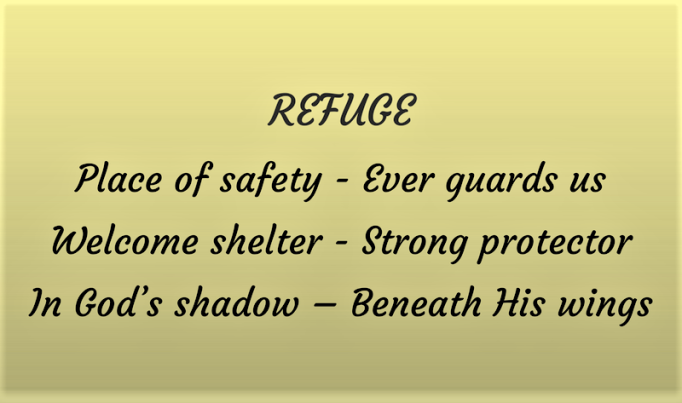 Blog Post 7_Poem REFUGE 1A